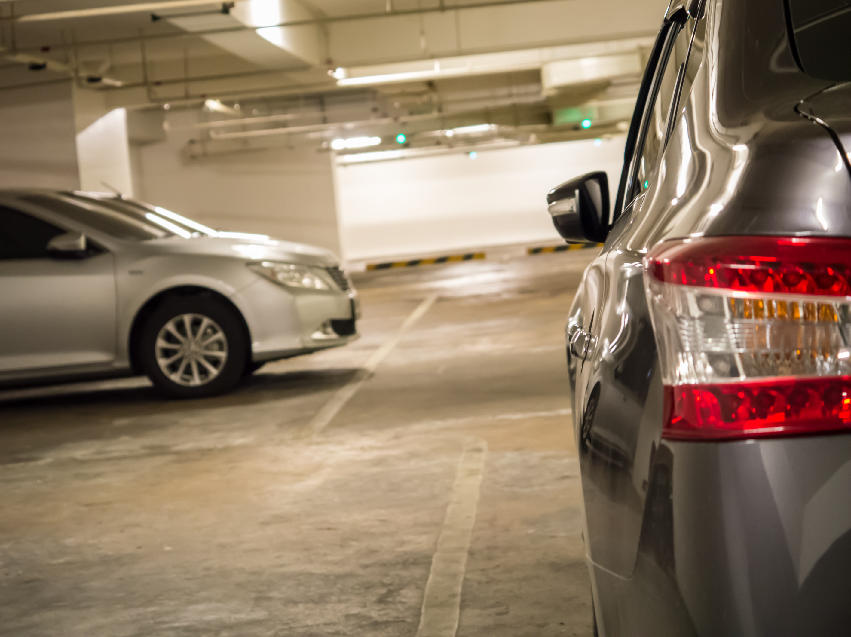 Consultorio de parking y garaje for Compra de garaje