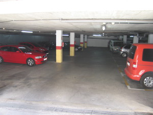 invertir en parkings en barcelona