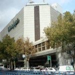 PARKING EN EXPLOTACION JUNTO CORTE INGLES DE PRINCESA EN MADRID