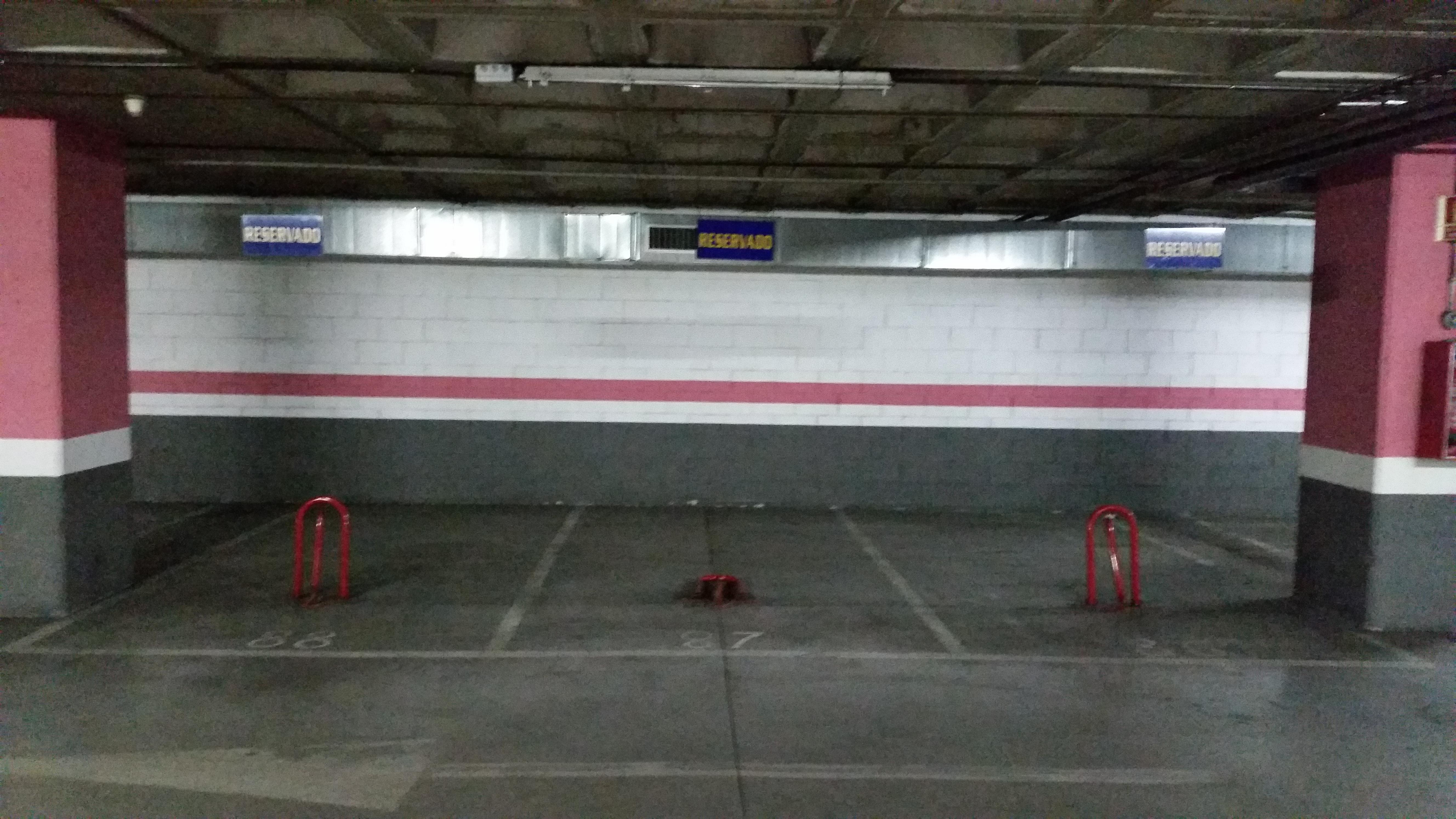 7 plazas de garaje en centro comercial alcal norte - Comprar plaza de garaje ...