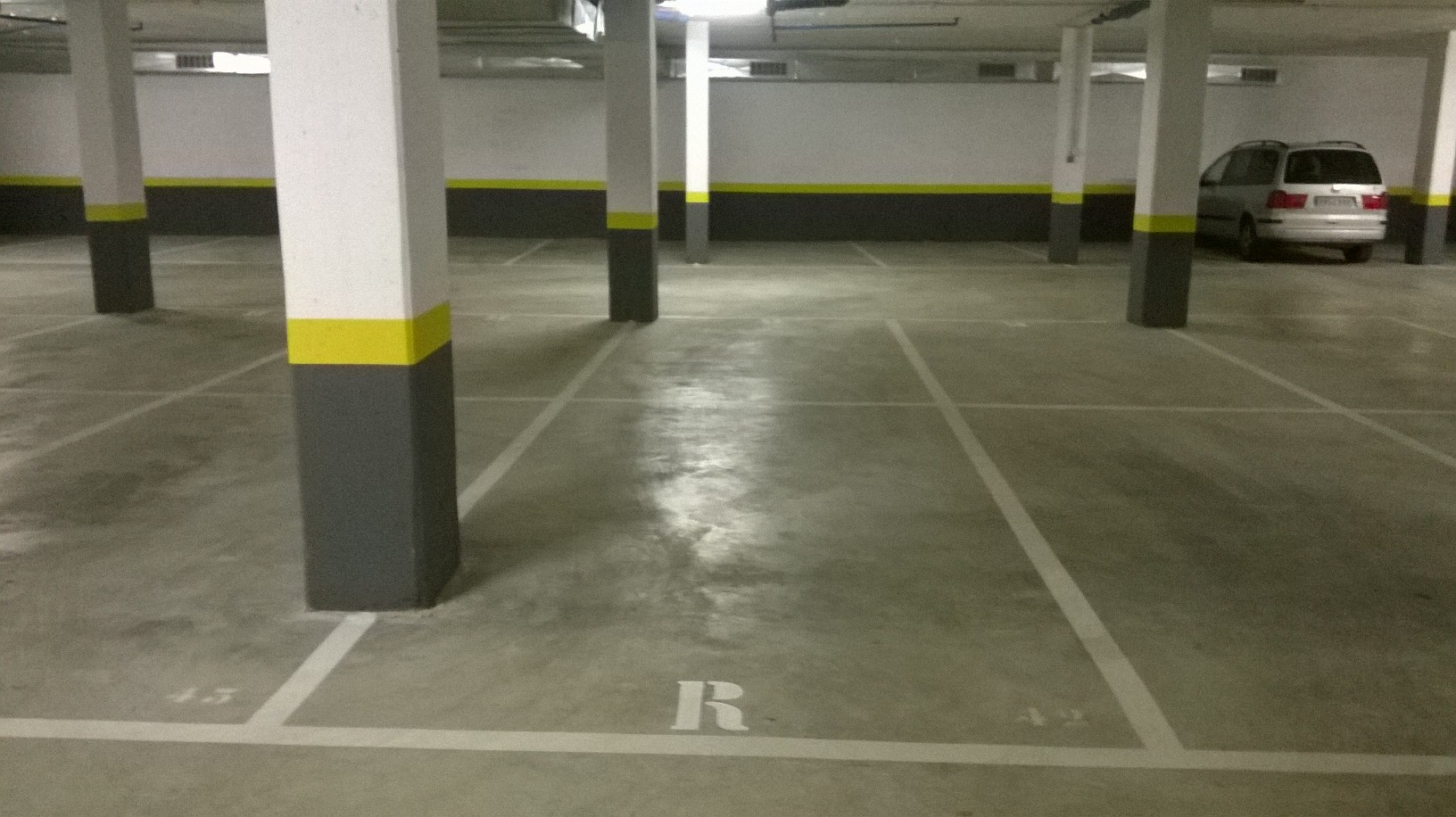 invertir en lotes de 5 plazas de garaje en balmes el putxet