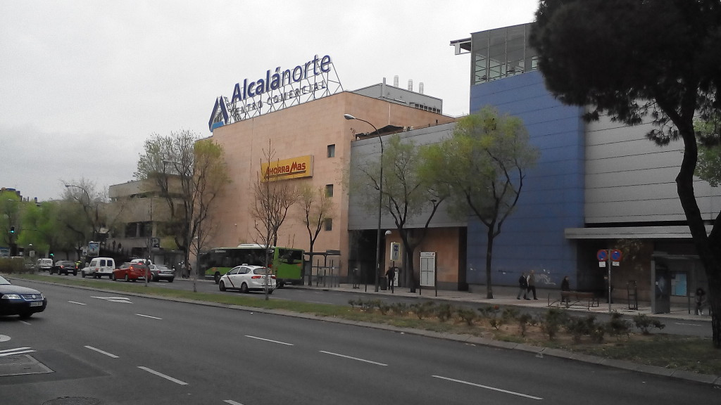 APARCAMIENTO EN MADRID