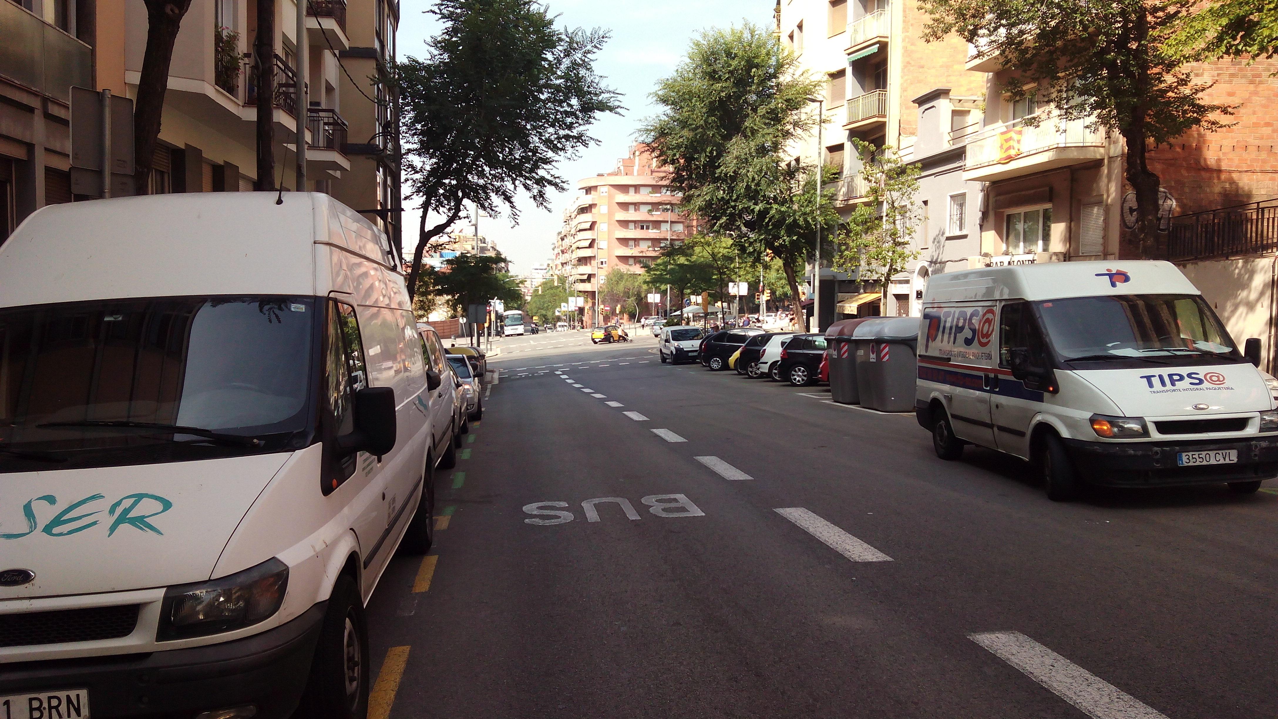 Invertir en parking entero en gracia for Rentabilidad parking