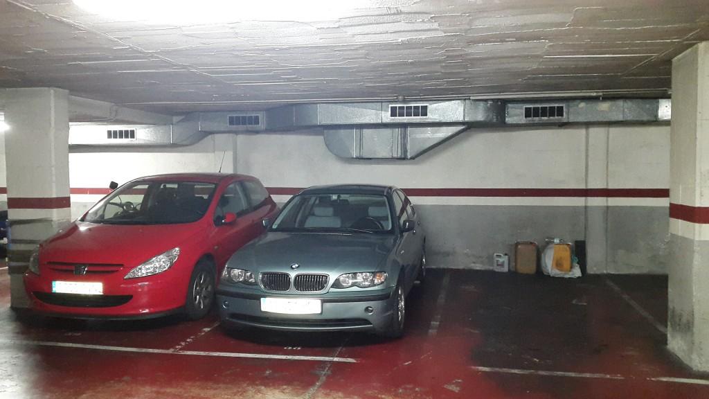 lote plazas garaje horta