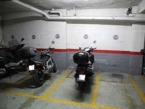 lote plazas moto