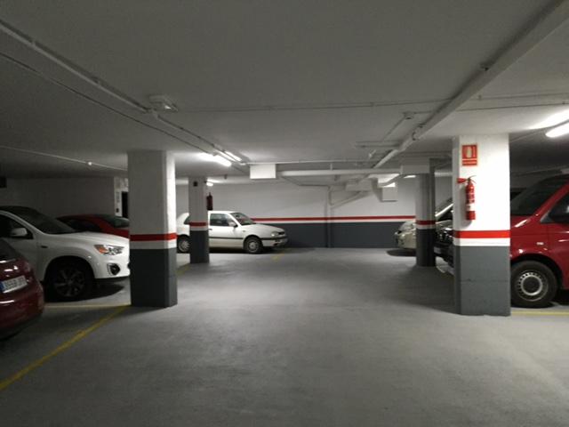 invertir en un garaje en barcelona