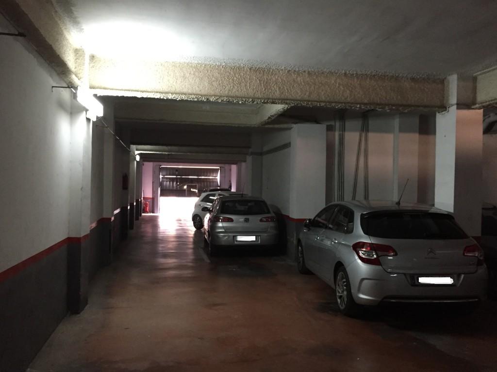 Venta de parking en el prat de llobregat for Rentabilidad parking