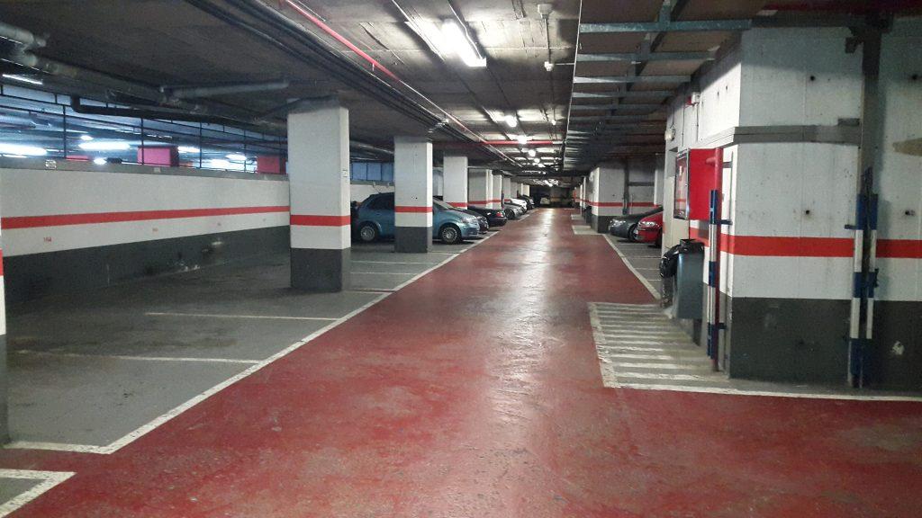 Lote de plazas de parking en Barcelona