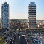 LOTE DE 9 PLAZAS DE PARKING EN LA VILA OLIMPICA DE BARCELONA