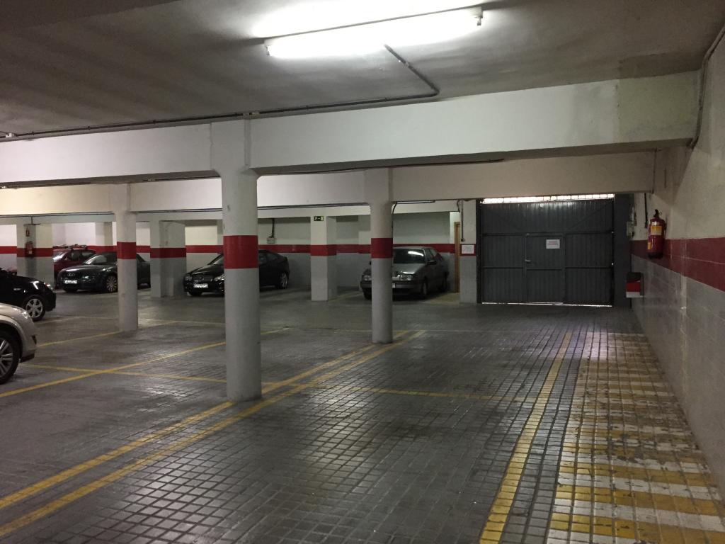 plazas de garaje con inquilino en madrid