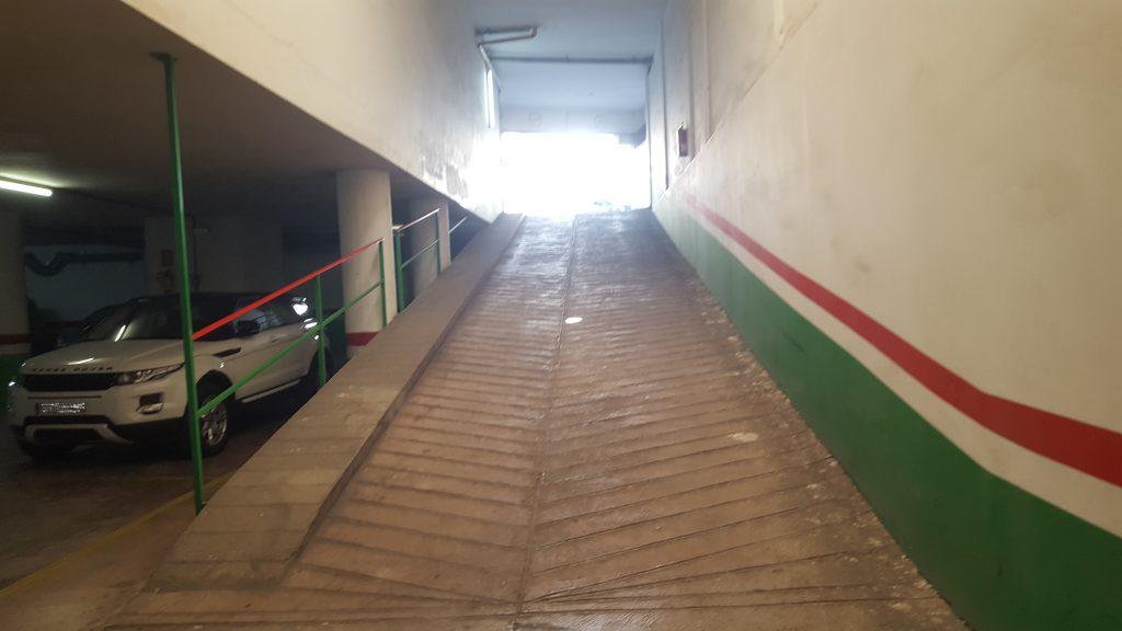 aparcamiento en explotación en sabadell