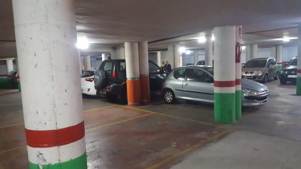 parking en explotación en sabadell