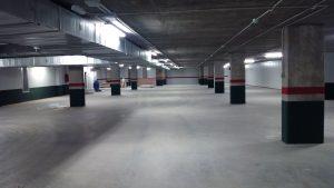 Parking Público en el Centro de Madrid