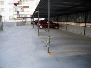 Lote de 6 plazas de parking en Valencia junto campo nuevo del Mestalla