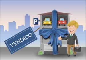Parking de 35 plazas en el centro de L'Hospitalet de Llobregat