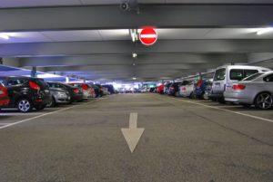 Madrid luchará contra el uso fraudulento de las plazas de garaje para residentes.