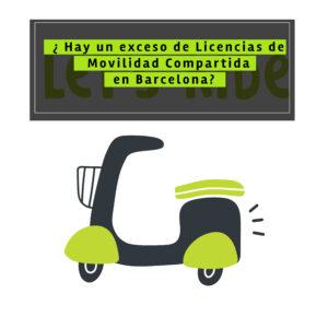Exceso de licencias para empresas de movilidad ¿lo está haciendo bien Barcelona?