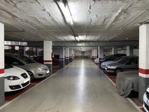 Lote de 11 plazas de garaje en Sant Cugat