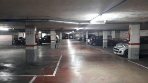 Lote de 5 plazas de garaje en Sants, Barcelona