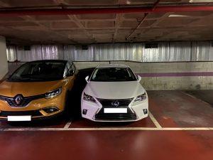 Lote de 6 plazas de parking en Avenida de Madrid, Barcelona