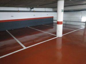 Lote de 7 plazas de garaje en Fuenlabrada