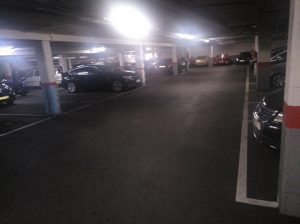 Lote de 10 plazas de garaje en Fuenlabrada